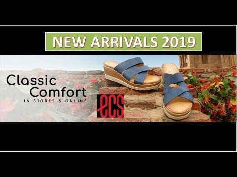 e13da6f1 LATEST ECS CLASSIC COMFORT 2019 COLLECTION WITH PRICE LADIES SUMMER FOOT.