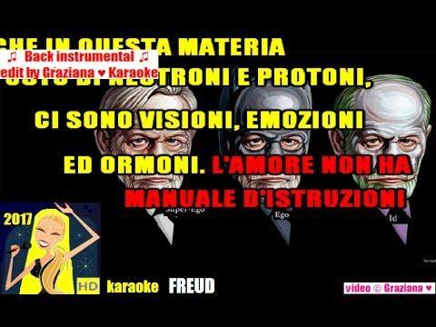 FREUD Nek e J Ax karaoke Playback instrumental wav edit by © Graziana '17