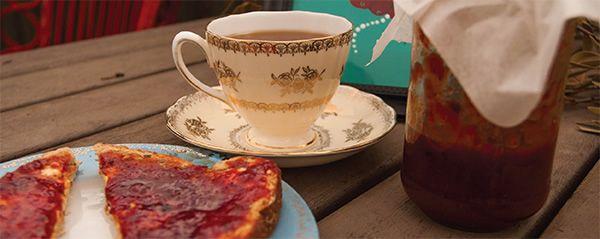 Quandong Jam bushfood recipe from Aboriginal Elder Winnie McHenry. http://bit.ly/1L3jfm0