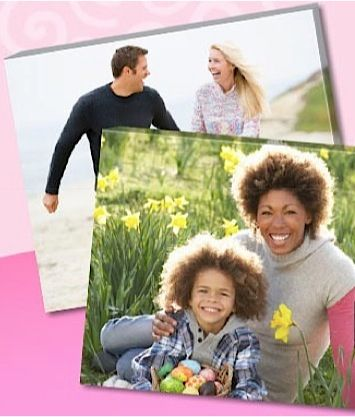 FREE 8×10 Photo Canvas *OR* 50.00 off Any Photo Canvas! {+ s/h} #photo #canvas