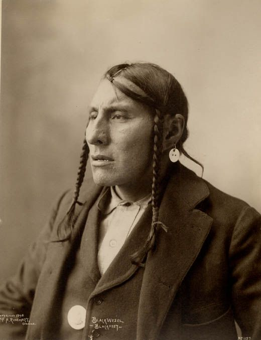 a discussion about the blackfoot indians in united states of america A list of native american indian tribes by region in the united states.