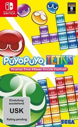 Puyo Puyo Tetris SWITCH (4020628811891)u003cbru003eBeim Großhandel B2B Großhändler  Kaufen /