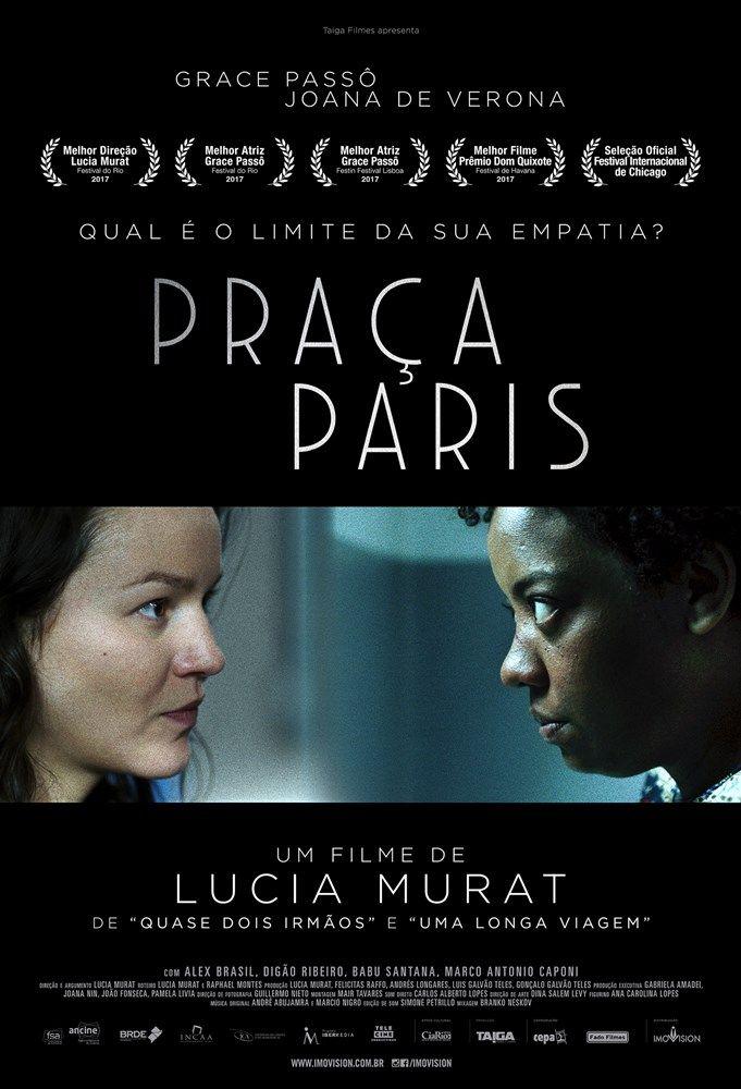 Um Filme De Lucia Murat Com Joana De Verona Grace Passo Alex