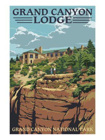 Grand Canyon Lodge, North Rim Grand Canyon.