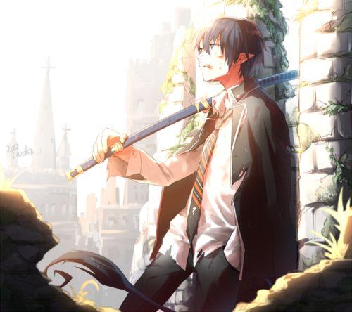 Rin Okumura | Ao no Exorcist / Blue Exorcist | anime | www.topit.me