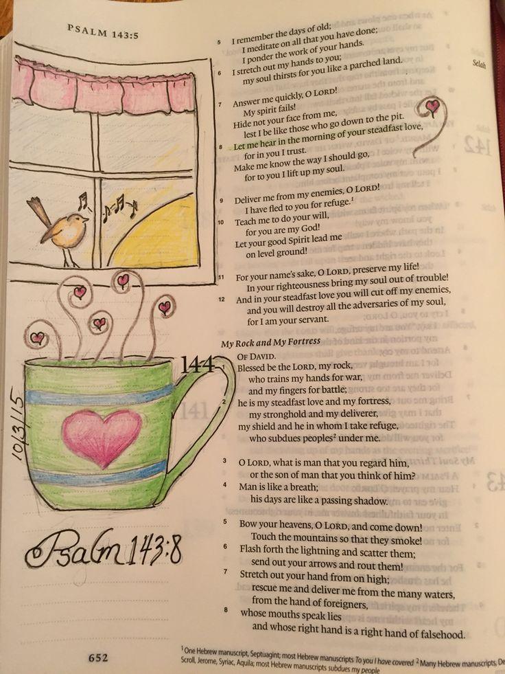Psalm 143:8