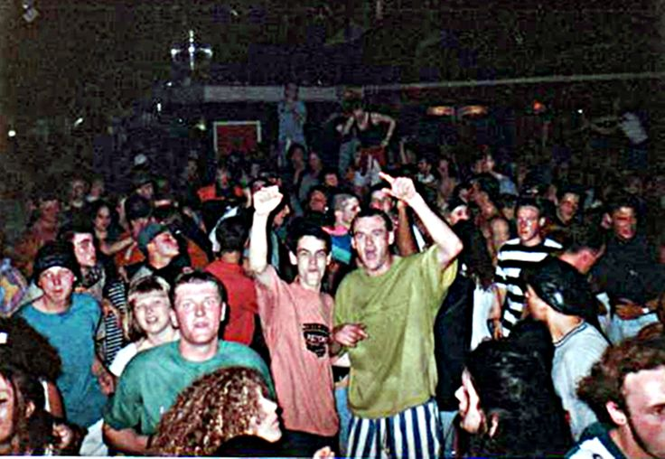 A Nostalgic Look at Late '80s & Early '90s Old Skool House Music and Raves