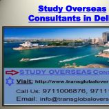 Transglobal Overseas provide highly ranked universities, NZ, Australia, UK, Canada has been considered one of the most successful country in terms of successful employment opportunities provided to it