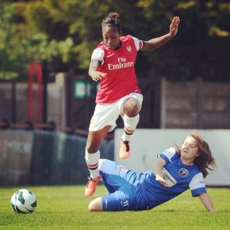 Danielle Carter  MAIN ACHIEVEMENTS: England:  England U15-23s England U17s World Cup, New Zealand 2008 England U20s World Cup, Germany 2010  England Senior call up 2013 World University Games, Team GB, Gold medal 2013   Arsenal: FAWSL Champions 2011 & 2012 FA Premier League Champions 2009 & 2010 FAWSL Continental Cup Winners 2011, 2012 & 2013 FA Cup Winners 2011 & 2013