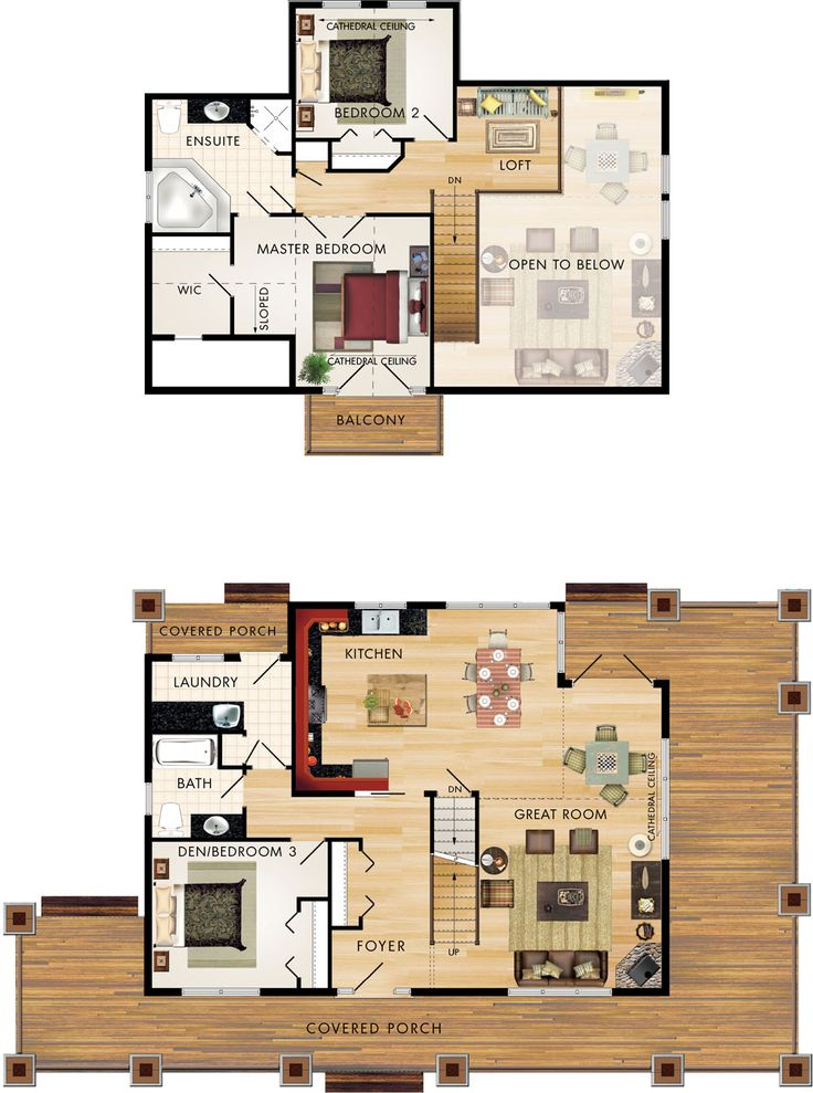 417 best House Plans images on Pinterest | House floor plans, Floor ...