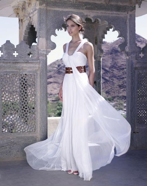 ethereal dress: Wedding Dressses, Bridal Collection, Bridal Dresses, Dresses Collection, Amanda Wakeley, Greek Style, Leather Belts, Second Wedding, Beaches Wedding Dresses
