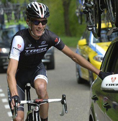 Andy Schleck - Trek Factory Racing Team