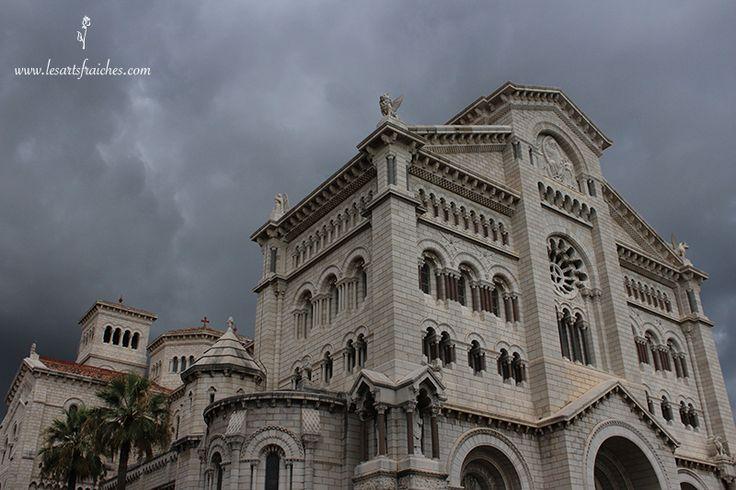 Cathédrale de Monaco  #photography #europe #monaco #france #frenchriviera #cotedazur #homedecoration #homedecor