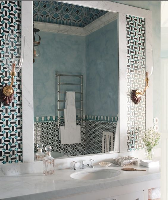 Tiles Decor Mauritius 106 Best Patterned Tiles Be Bold Images On Pinterest  Tiling