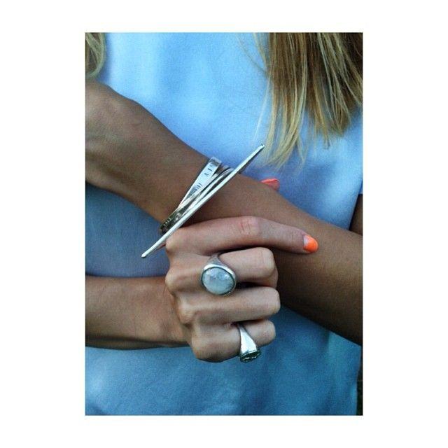 Daniella Draper signet-ring