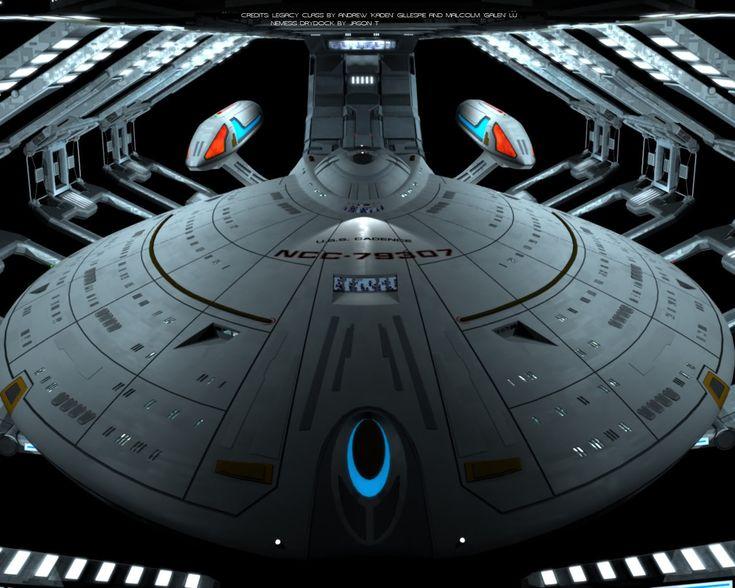 119 best Star Trek Starships images on Pinterest