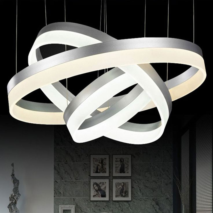 Item Type: Pendant Lights Technics: Painted Body Material: Aluminum Body Material: Stainless Steel Switch Type: Remote Control Light Source: LED Bulbs Warranty: 3 years Wattage: 51-60W Number of light