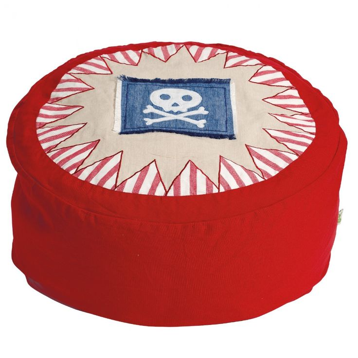 BARGAIN BASEMENT ITEM Pirate Bean Bag for Kids WAS $79.00 .... NOW $52.00