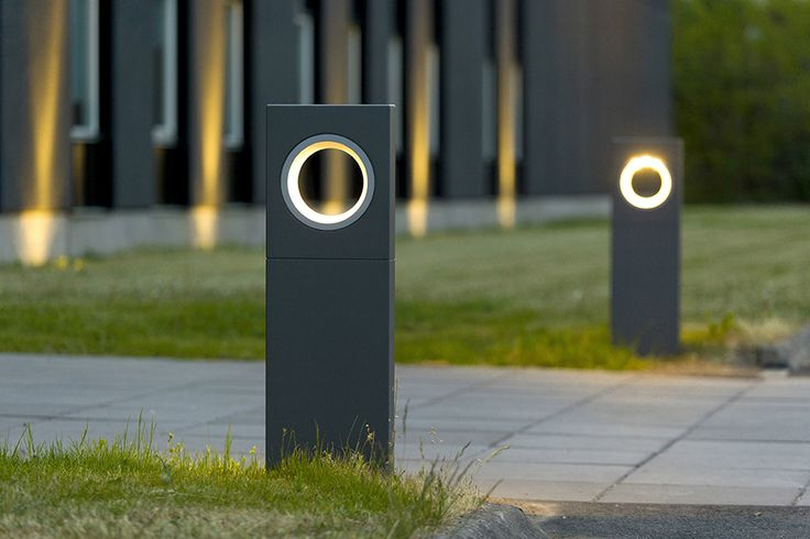 (Courtesy Bega) Whether it's adding architectural definition to buildings or landscapes, providing ambient illumination, or as a way-finding tool, these lu