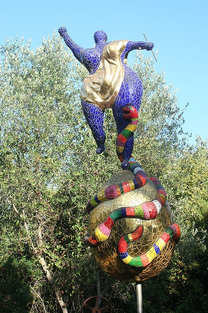 48 Best Tarot Garden Niki De St Phalle Images On Pinterest Mosaic Jean Tinguely And Mosaic Art