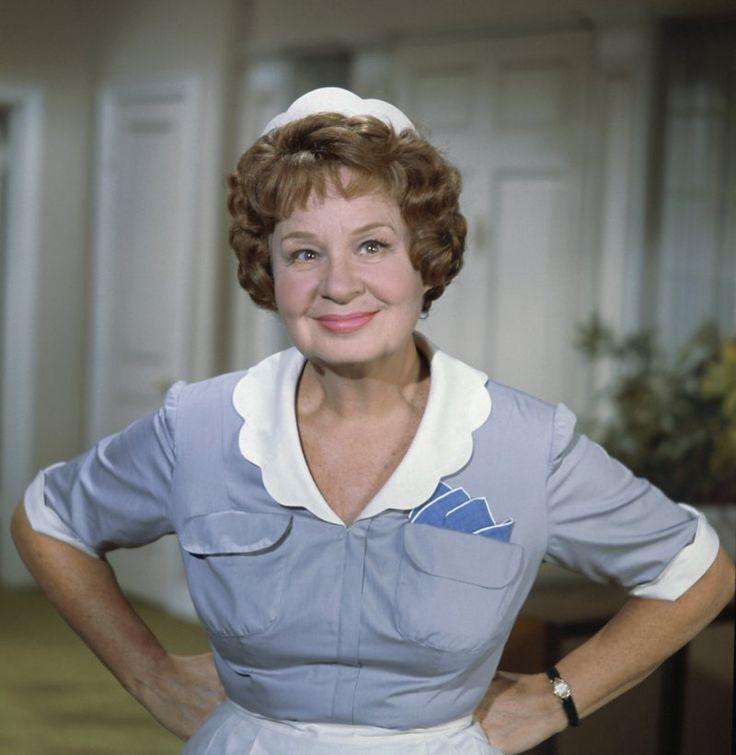 "Shirley Booth, the maid on TV's ""Hazel"", 1961"