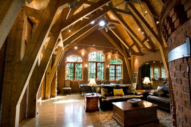 22 Best Images About Hammer Trusses On Pinterest Vaulted