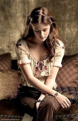 Young Bella...Kristen Stewart is beautiful!