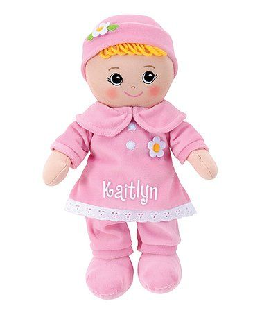20 best profession gifts images on pinterest doctor gifts loving this blonde personalized baby doll on zulily zulilyfinds negle Choice Image