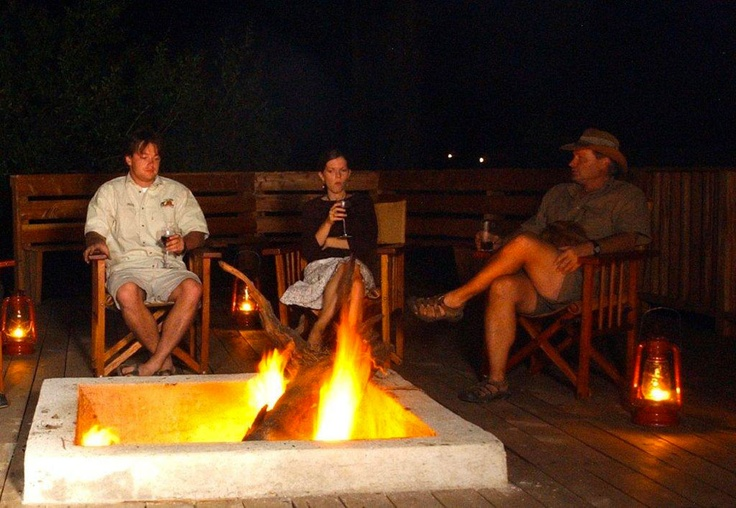 www.sunsafaris.com #Traditional #sundowners #campfire #Mara #West #MasaiMara #sundown #safari #Kenya