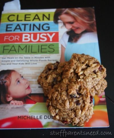 The best resource I have found for families who want to try clean eating. Very practical ideas, and super yummy food!