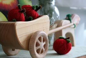 Charming the Birds from the Trees: Learning Basket: Apples...