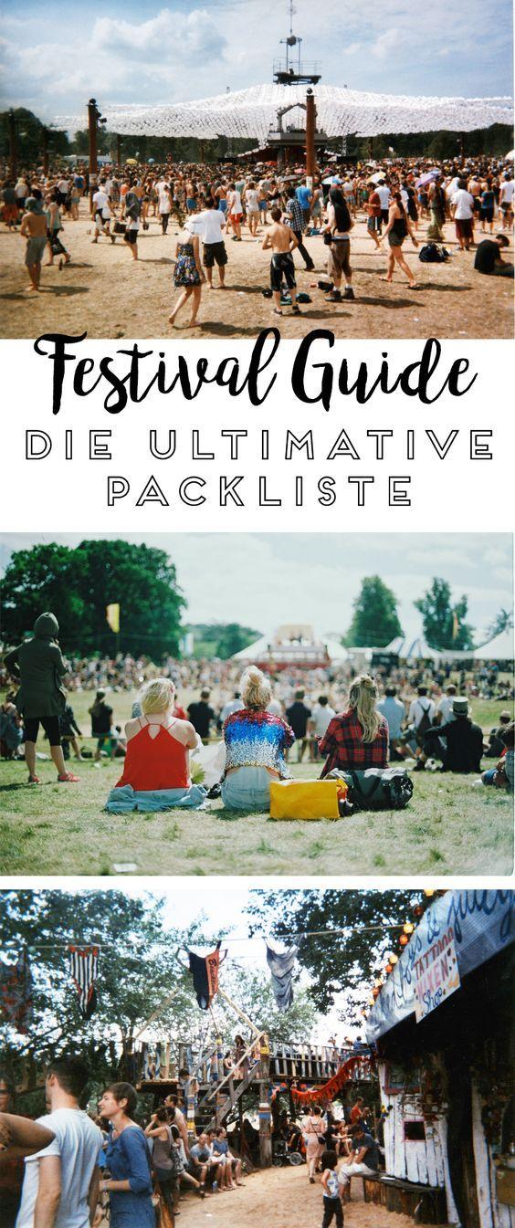 Es ist wieder Festivalzeit! Doch was nimmt man eigentlich zu einem Festival mit? Was lässt man lieber zu Hause? Wenn man ein paar mal auf einem Festi…
