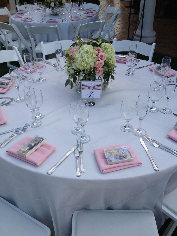 The 25 Best Wedding Table Setup Ideas On Pinterest