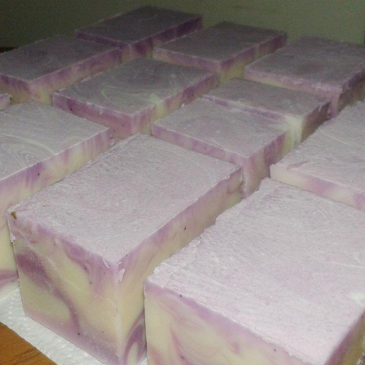 Honeysuckle Milk Soap (Trial Size)