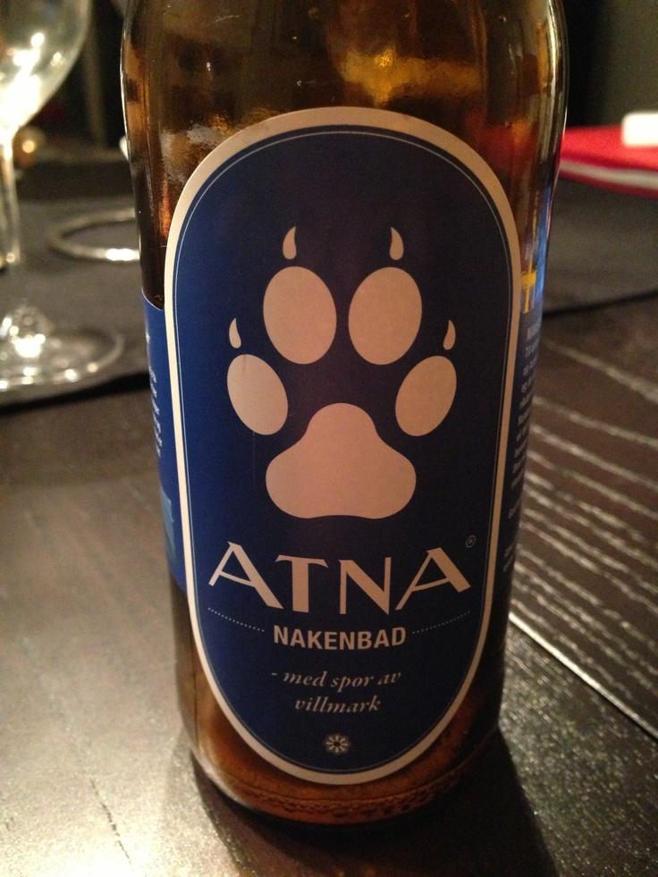 Økologisk pils fra Atna bryggeri