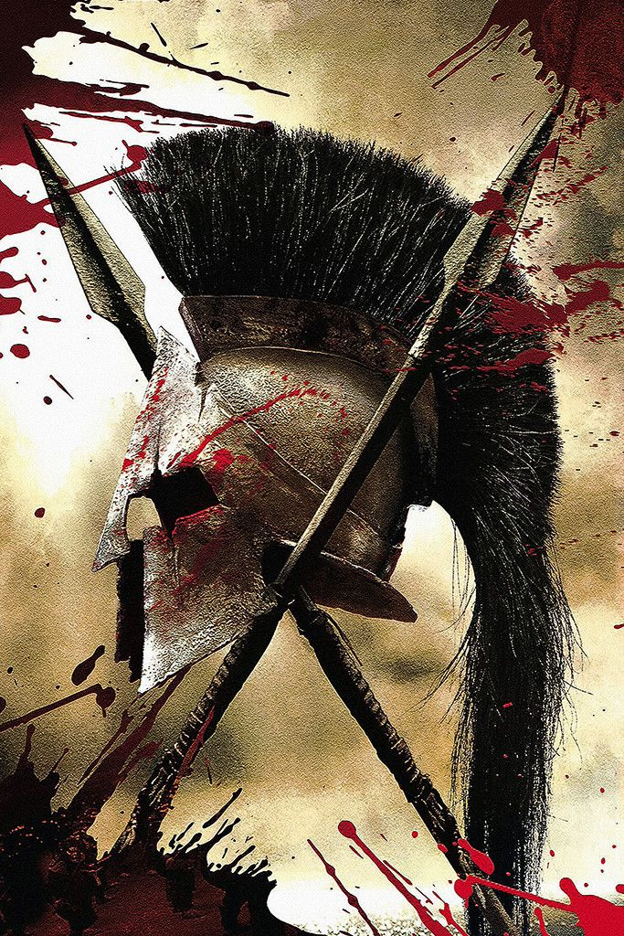 300 Spartan Movie Poster