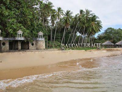 Simple Design, Praia de Baucau, Timor-Leste