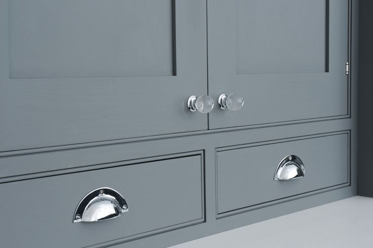 Newport in dark grey | Sola Kitchens