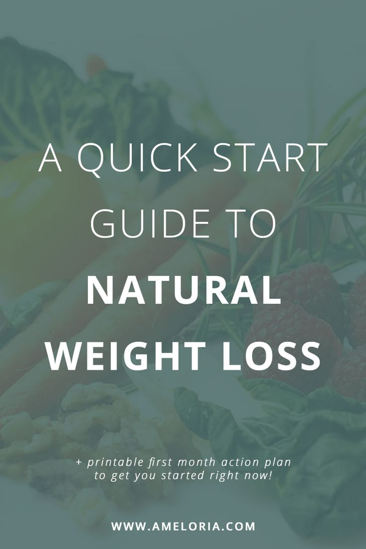 A Quick Start Guide to Weight Loss | AMELORIA WELLNESS