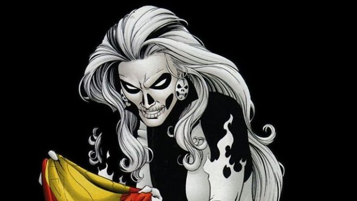 SUPERGIRL's Silver Banshee Looks Absolutely Horrifying, could make for one awesome cosplay