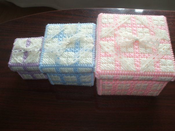 Lacey Boxes