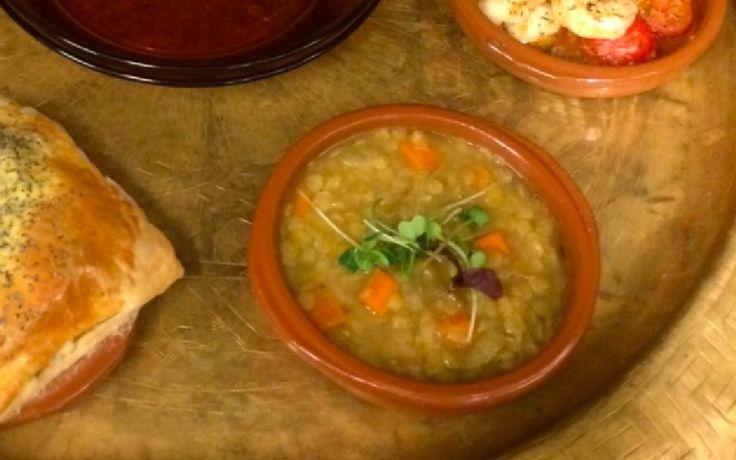 Libanese keuken: Adass