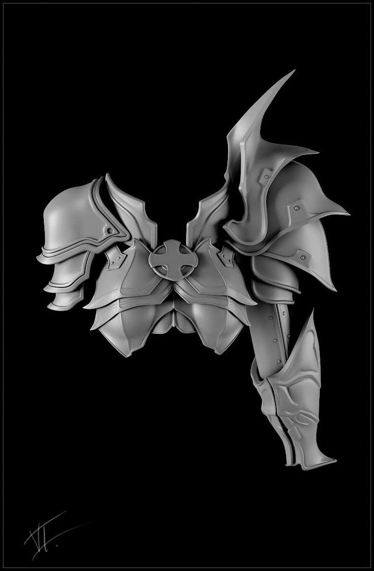 The Demon Hunter - Fan Art - DiabloFans Forums - Forums - Diablo Fans