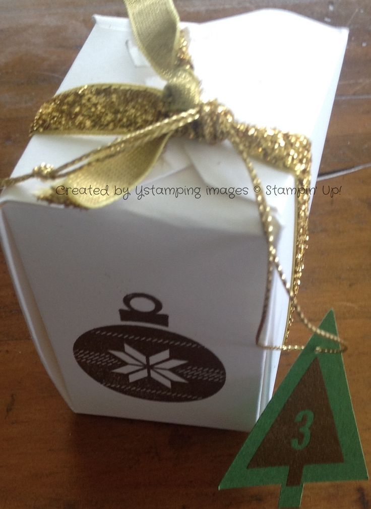 Day three of the Christmas boxes