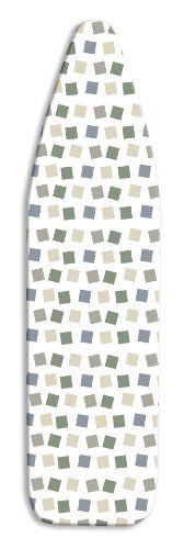 Whitmor 6614-833 Deluxe Ironing Board Cover and Pad, Modern Blocks $10.00