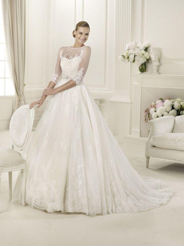 Awesome Monica us Bridal New York u Brooklyn NY Wedding Gowns Pronovias Designer Wedding Dresses