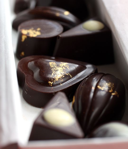 Look forward to the day you can try these incredible chocolates at Baume.