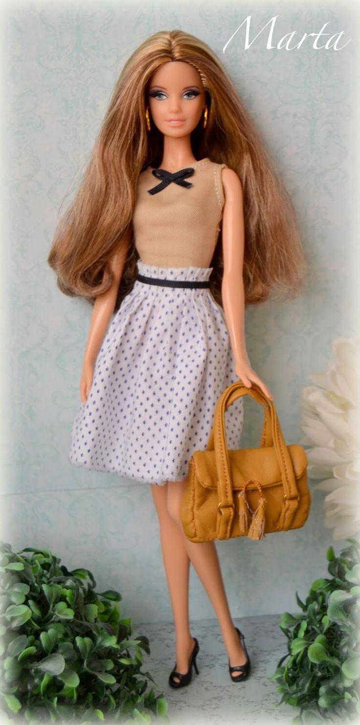 Mi casita de muñecas: Barbie Look Red Carpet