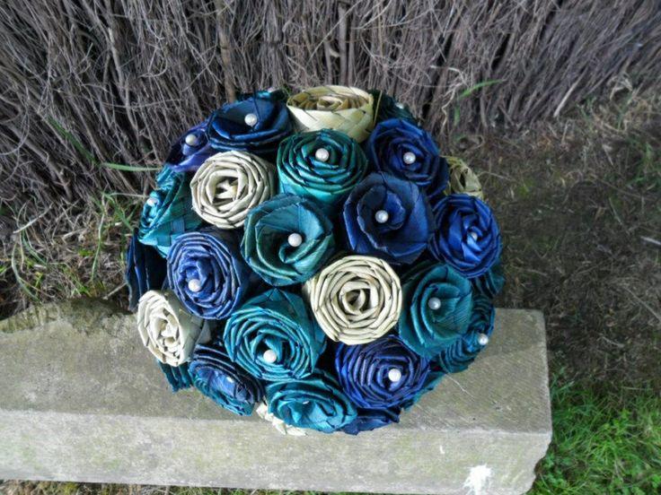 Flax bouquet