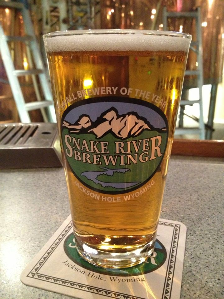 Snake River Brewery & Restaurant in Jackson, WY